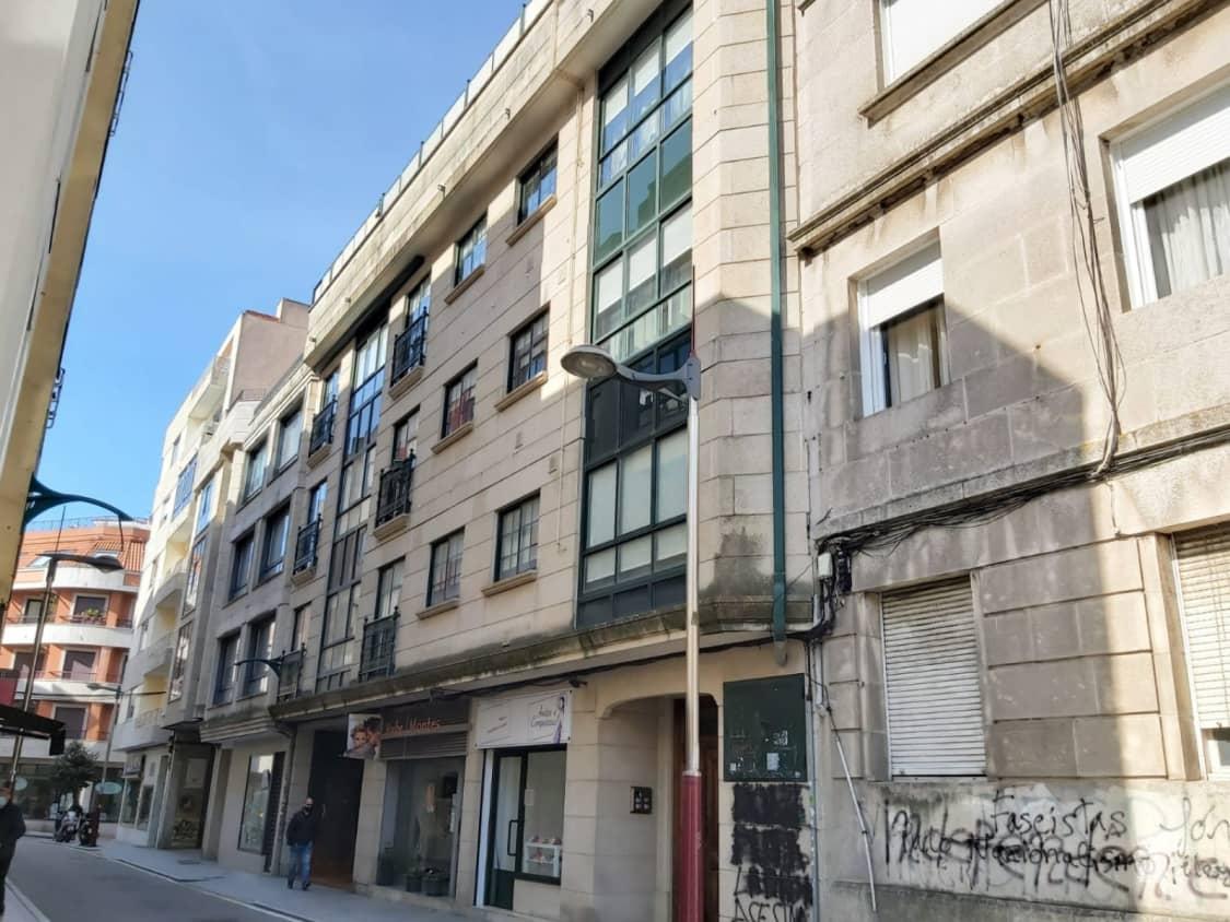 Piso en venta en San Xoán Do Monte, Pontevedra, Pontevedra, Calle Andalucia, 75.127 €, 1 habitación, 1 baño, 42 m2