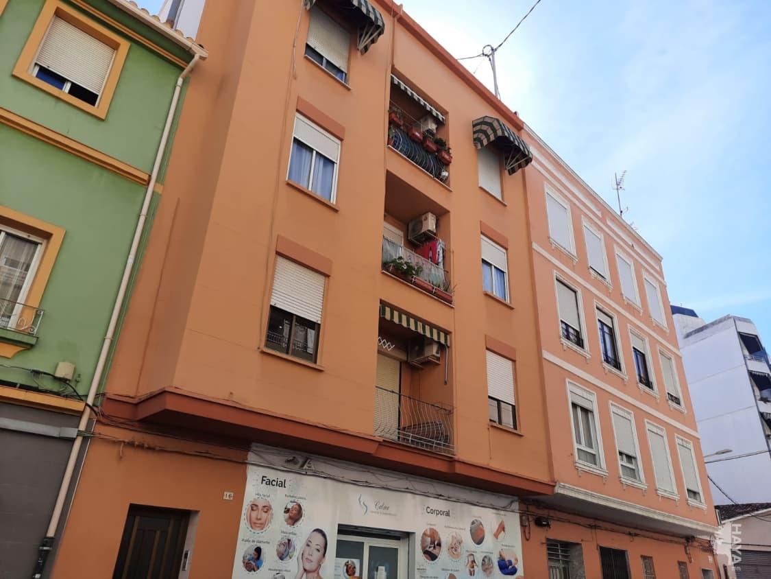 Piso en venta en Gandia, Valencia, Calle Ferrocarril de Alcoi, 49.246 €, 3 habitaciones, 1 baño, 104 m2