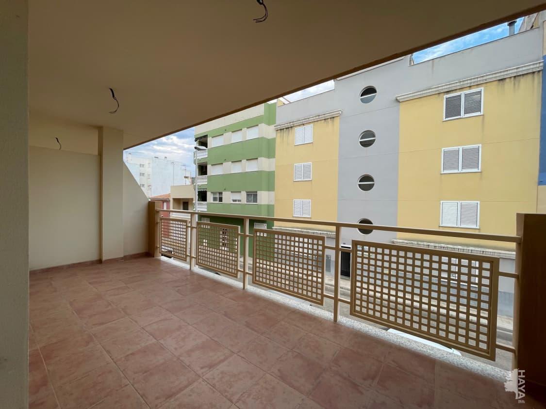 Piso en venta en El Grao, Moncofa, Castellón, Calle Benidorm, 88.900 €, 2 habitaciones, 1 baño, 82 m2