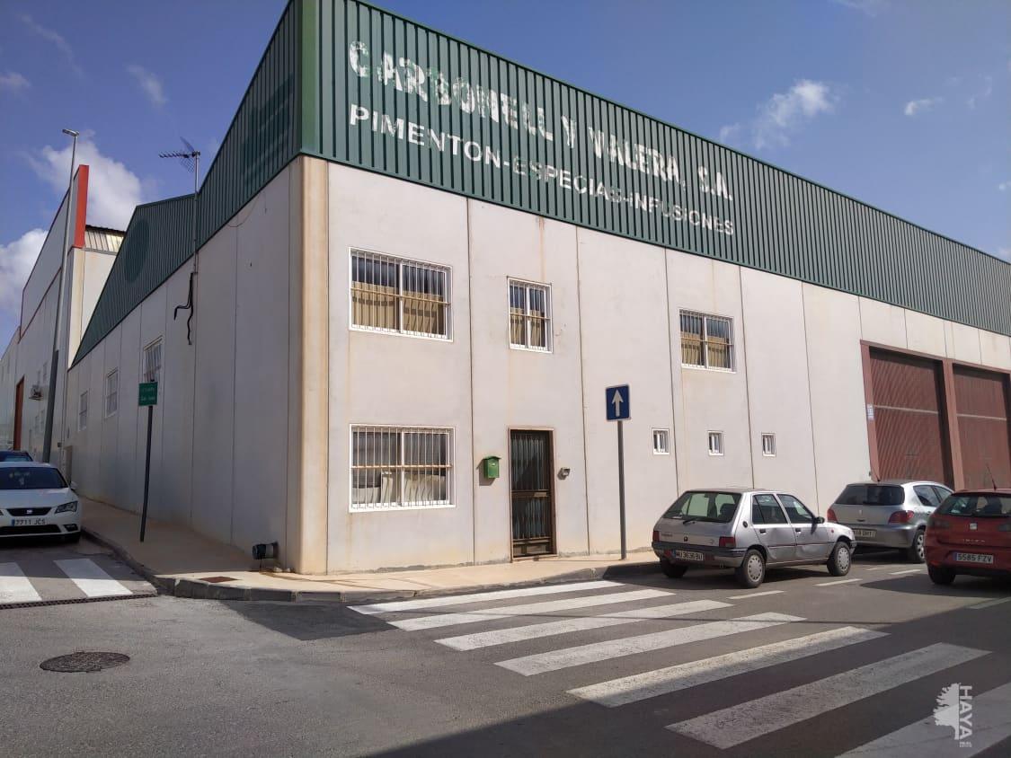 Industrial en venta en Palacios Blancos, Lorquí, Murcia, Calle Castillo de Aledo, 133.933 €, 458 m2