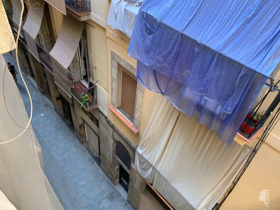 Piso en venta en Ciutat Vella, Barcelona, Barcelona, Calle Picalquers, 95.000 €, 2 habitaciones, 1 baño, 38 m2