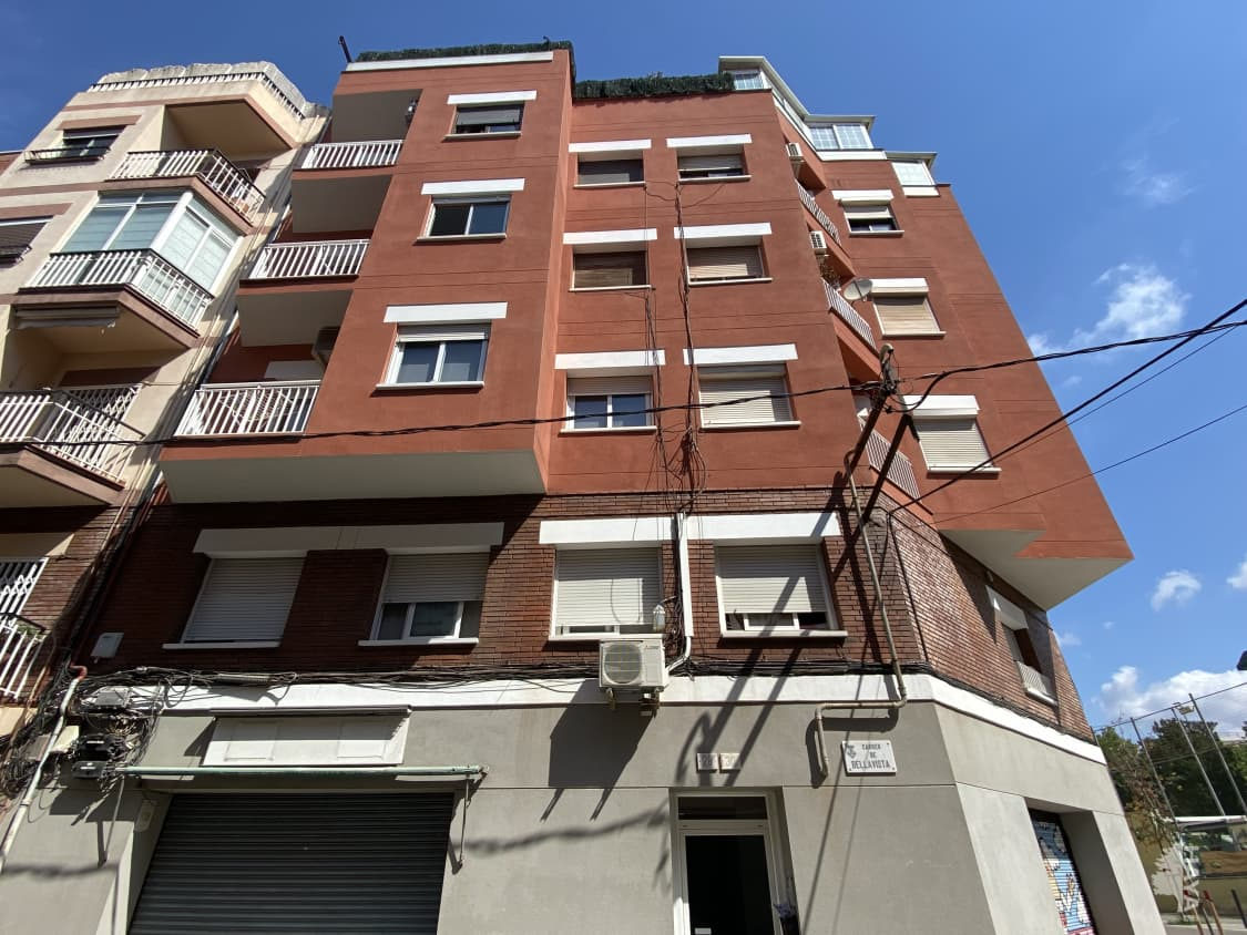 Piso en venta en L` Hospitalet de Llobregat, Barcelona, Calle Bellavista, 103.300 €, 3 habitaciones, 1 baño, 62 m2