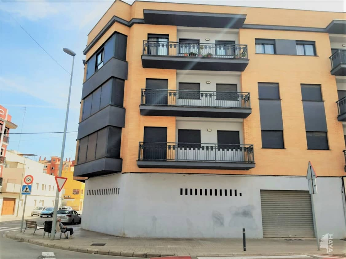 Piso en venta en Grupo 1º de Mayo, Nules, Castellón, Avenida Valencia, 192.000 €, 4 habitaciones, 1 baño