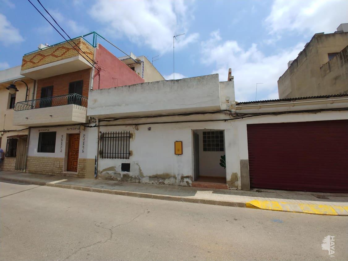 Casa en venta en Barrio del Cristo, Aldaia, Valencia, Calle Santo Tomas de Villanueva, 73.800 €, 3 habitaciones, 1 baño, 86 m2