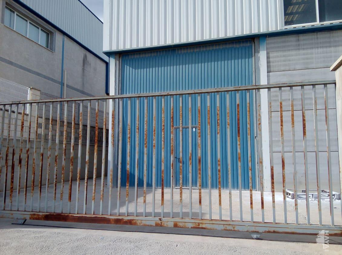 Industrial en venta en Chiva, Valencia, Calle Urrea, 229.400 €, 620 m2