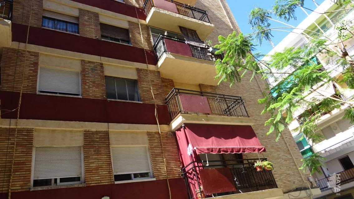Piso en venta en Gandia, Valencia, Calle Pintor Segrelles, 31.200 €, 3 habitaciones, 1 baño, 76 m2