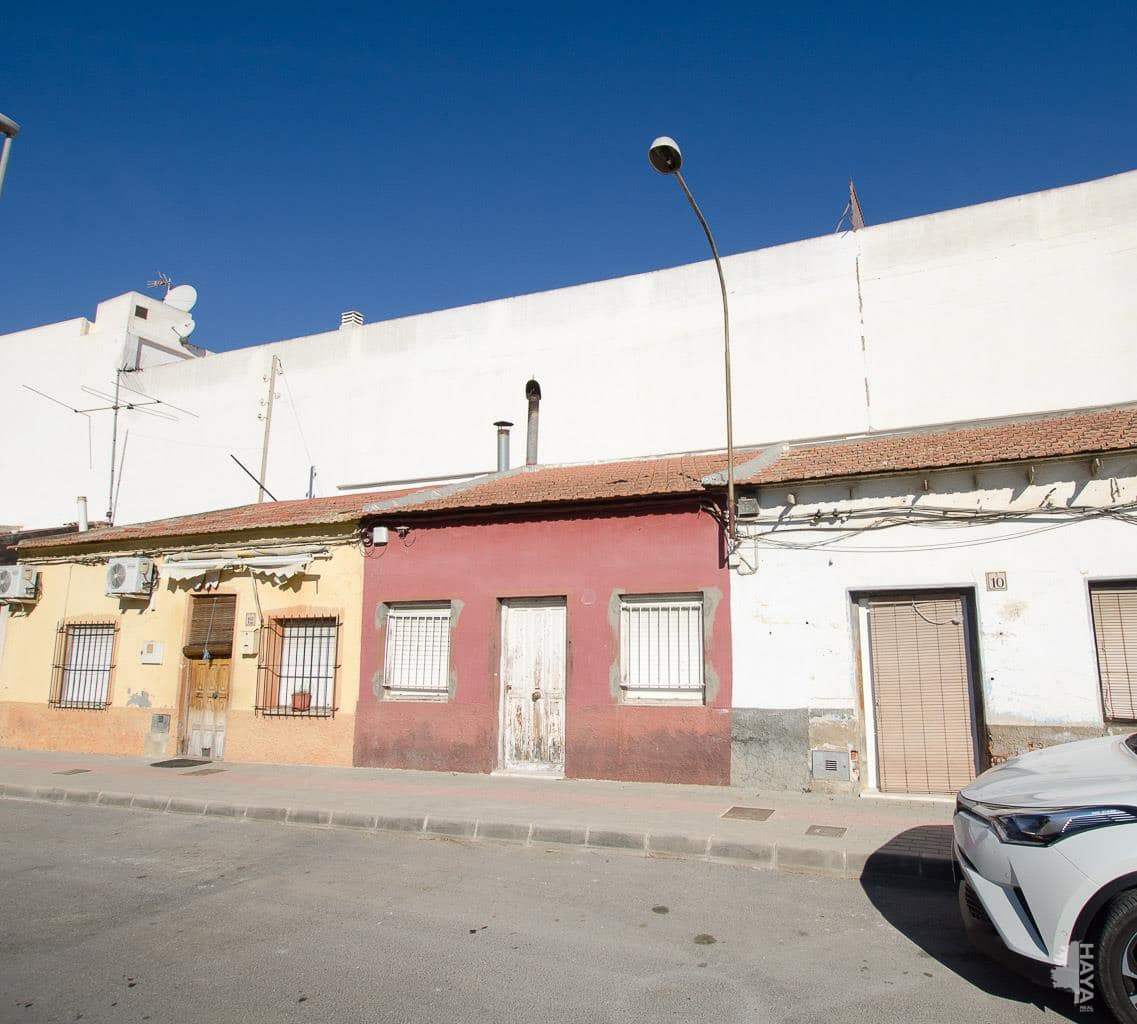 Casa en venta en Dolores, Alicante, Calle Berengueres, 12.800 €, 1 habitación, 1 baño, 27 m2