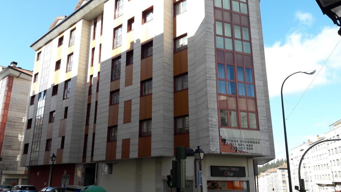 Piso en venta en Ames, A Coruña, Calle Agro Do Medio, 72.803 €, 2 habitaciones, 2 baños, 87 m2