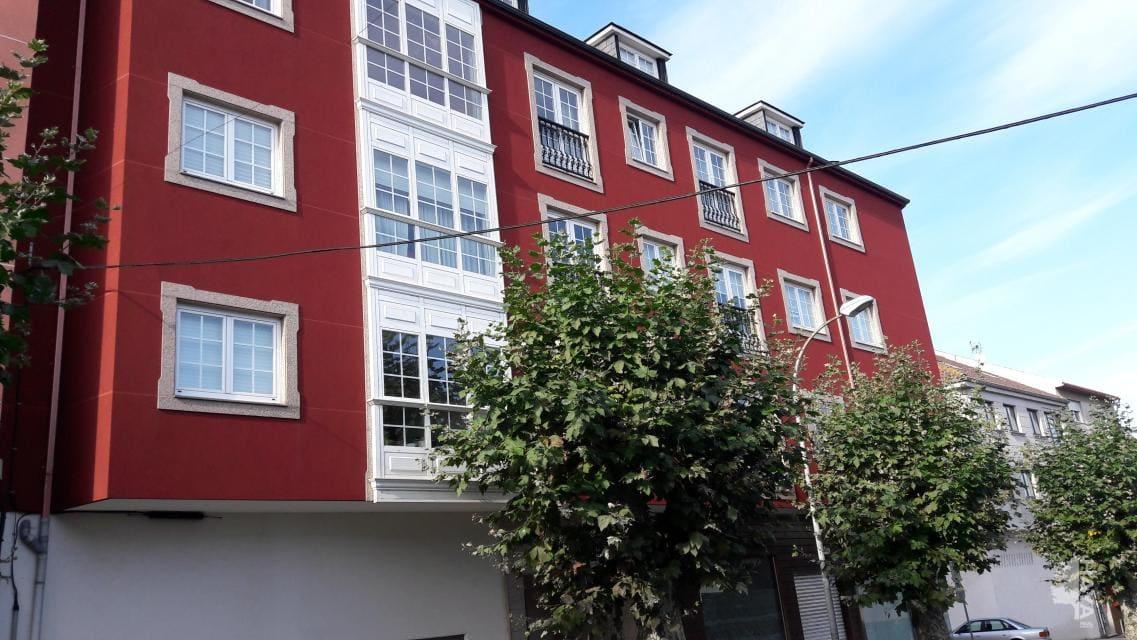 Piso en venta en A Laracha, A Laracha, A Coruña, Avenida Caion, 86.900 €, 3 habitaciones, 2 baños, 107 m2