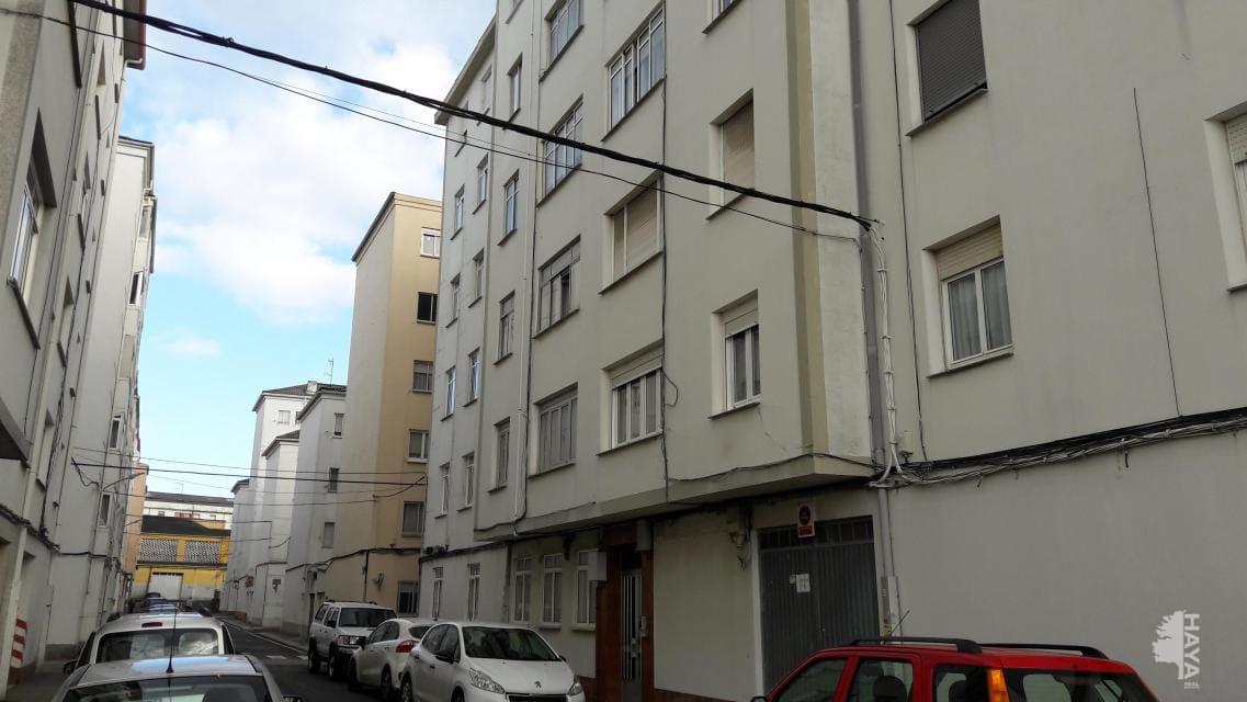 Piso en venta en Narón, A Coruña, Calle Rio Masma, 23.760 €, 3 habitaciones, 1 baño, 65 m2