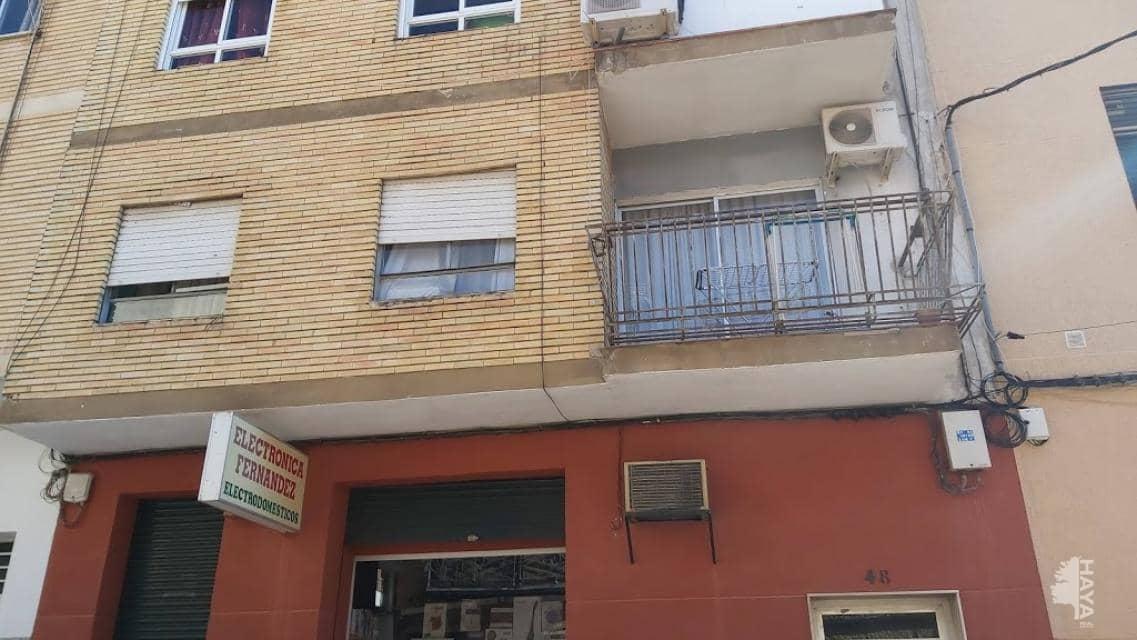 Piso en venta en El Chorrico, Molina de Segura, Murcia, Calle Nueva, 66.300 €, 1 baño, 64 m2