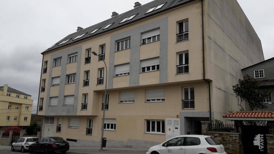 Piso en venta en Guntín, Vilalba, Lugo, Avenida Terra Chá, 45.900 €, 2 habitaciones, 1 baño, 76 m2