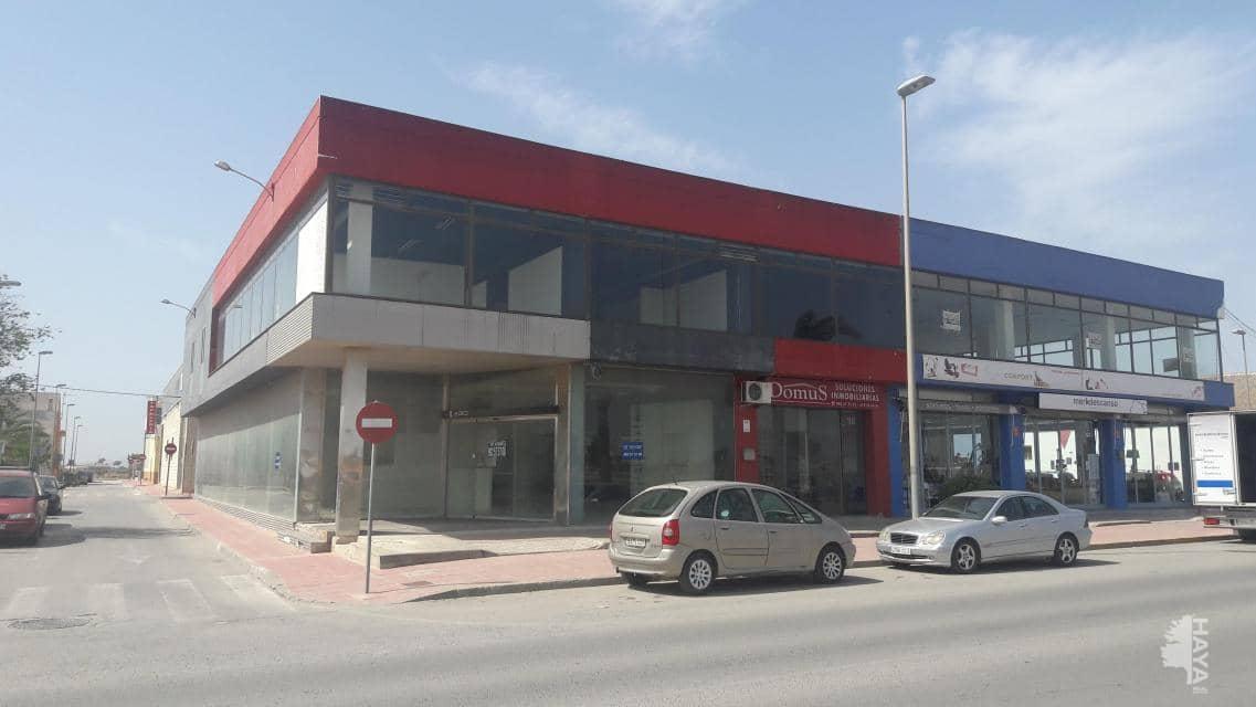 Local en venta en Los Meroños, Torre-pacheco, Murcia, Calle Carrera Alcazares, 250.000 €, 918 m2
