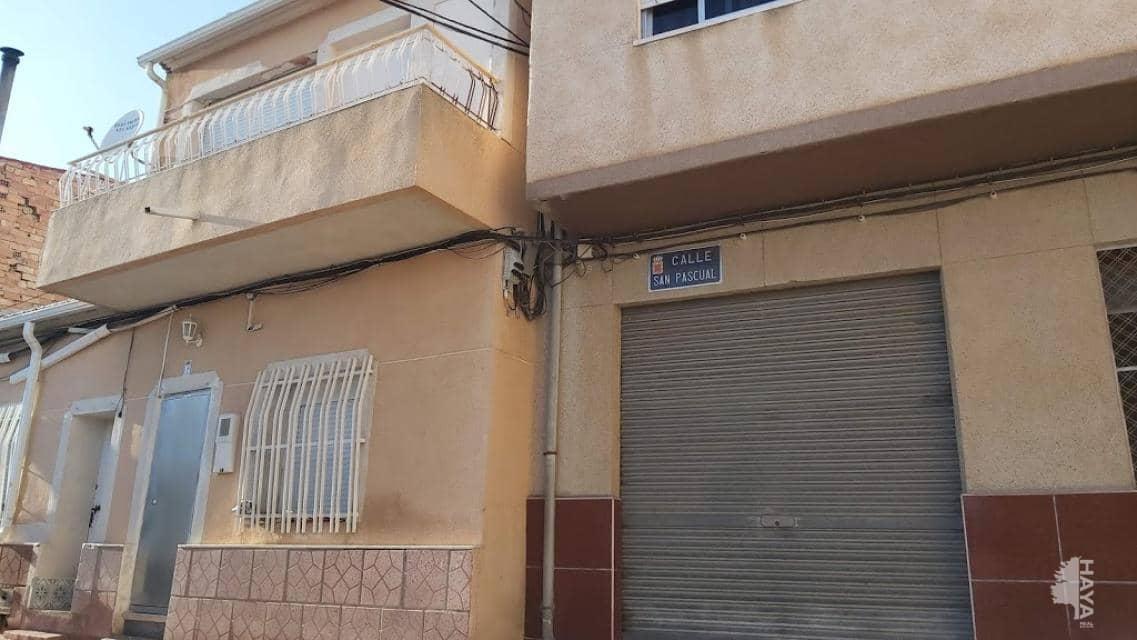 Casa en venta en Pedanía de El Puntal, Murcia, Murcia, Calle San Pascual, 65.800 €, 5 habitaciones, 2 baños, 157 m2
