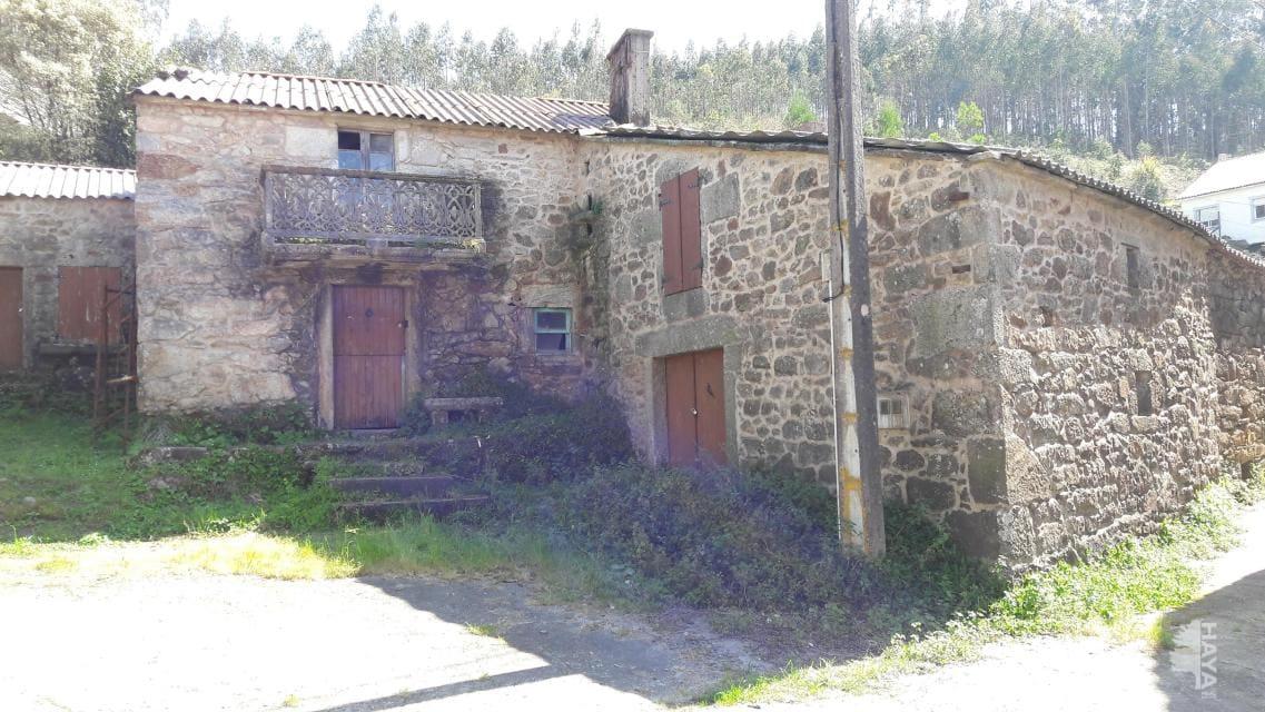 Casa en venta en Muxía, A Coruña, Lugar Fumiñeo, 75.000 €, 3 habitaciones, 2 baños, 139 m2