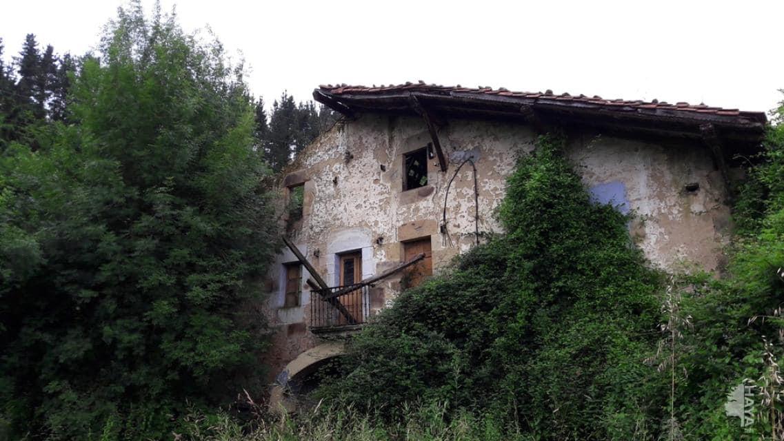 Casa en venta en Berriz, Berriz, Vizcaya, Calle Eitua, 176.700 €, 6 habitaciones, 2 baños, 769 m2