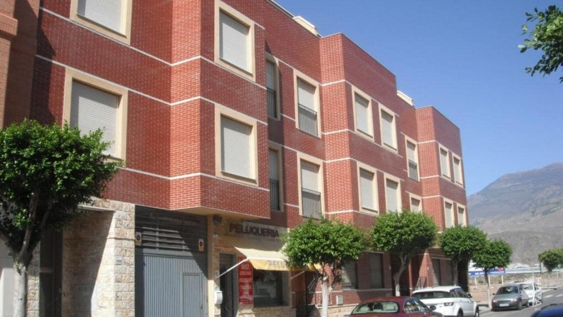 Oficina en venta en Santa María del Águila, El Ejido, Almería, Calle Manolo Escobar, 78.200 €, 104 m2