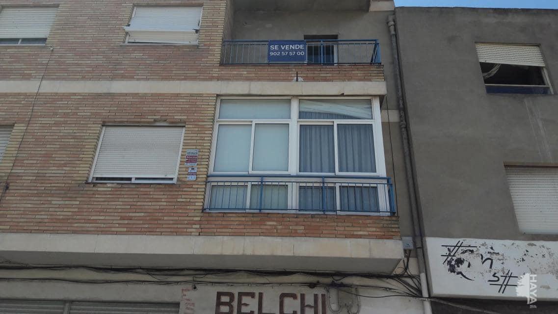 Piso en venta en Diputación de Perín, Cartagena, Murcia, Calle Oeste, 49.800 €, 3 habitaciones, 1 baño, 63 m2