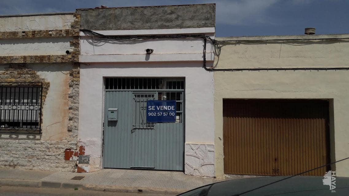 Piso en venta en Diputación de Pozo Estrecho, Cartagena, Murcia, Calle Moscareta, 56.900 €, 2 habitaciones, 1 baño, 69 m2