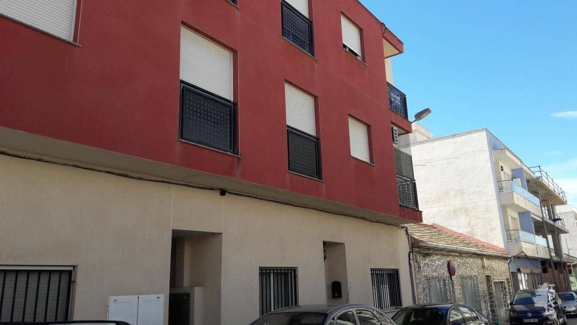 Piso en venta en Pozo Aledo, San Javier, Murcia, Calle Primero de Mayo, 62.400 €, 2 habitaciones, 1 baño, 75 m2