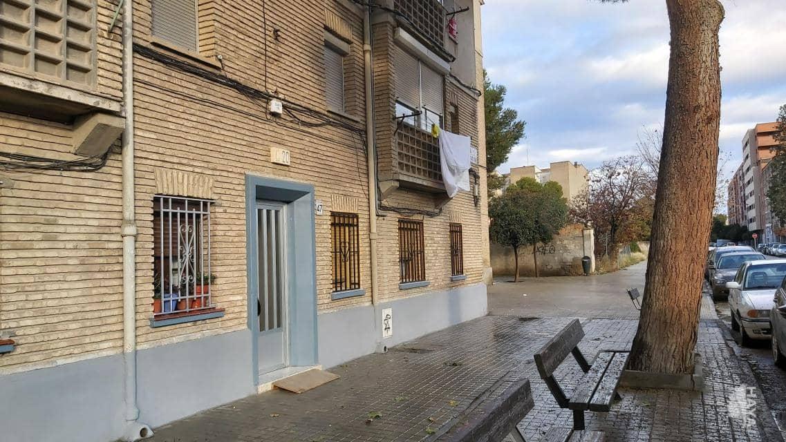 Piso en venta en Picarral, Zaragoza, Zaragoza, Calle Teniente Ortiz de Zarate, 71.400 €, 3 habitaciones, 1 baño, 44 m2