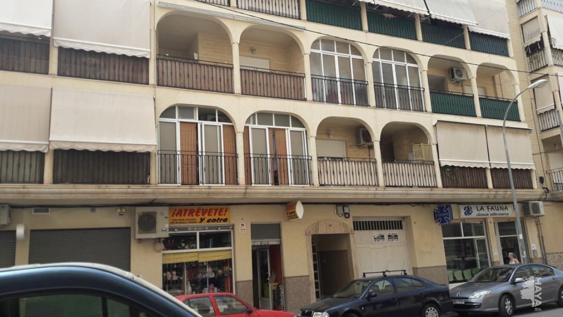 Piso en venta en Albatera, Alicante, Calle Lope de Vega, 81.100 €, 3 habitaciones, 2 baños, 131 m2