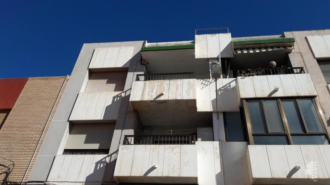 Piso en venta en Agost, Agost, Alicante, Calle Ramon Y Cajal, 86.000 €, 4 habitaciones, 1 baño, 135 m2