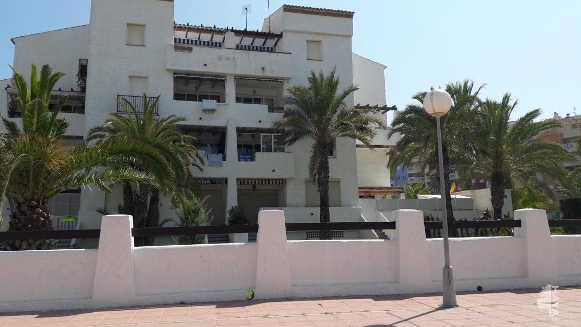 Piso en venta en Pozo Aledo, San Javier, Murcia, Urbanización Marinesco, 87.300 €, 2 habitaciones, 1 baño, 81 m2