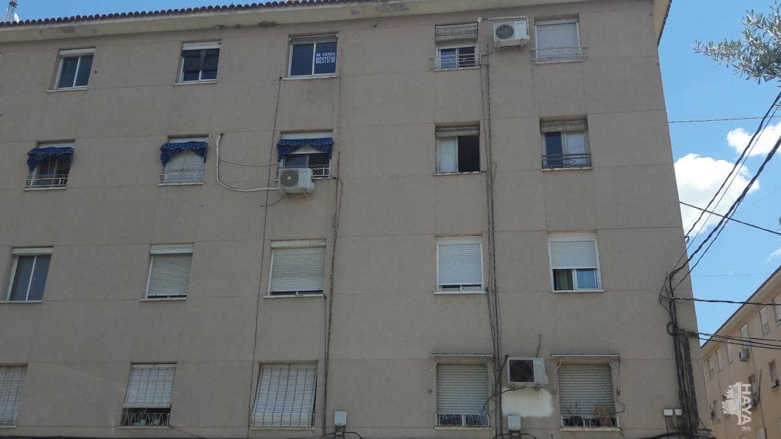 Piso en venta en Murcia, Murcia, Calle Rey Don Pedro I, 45.600 €, 3 habitaciones, 1 baño, 80 m2
