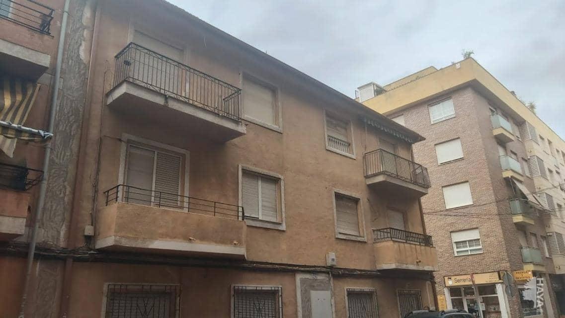 Piso en venta en Molina de Segura, Murcia, Calle Murillo, 36.500 €, 3 habitaciones, 1 baño, 80 m2
