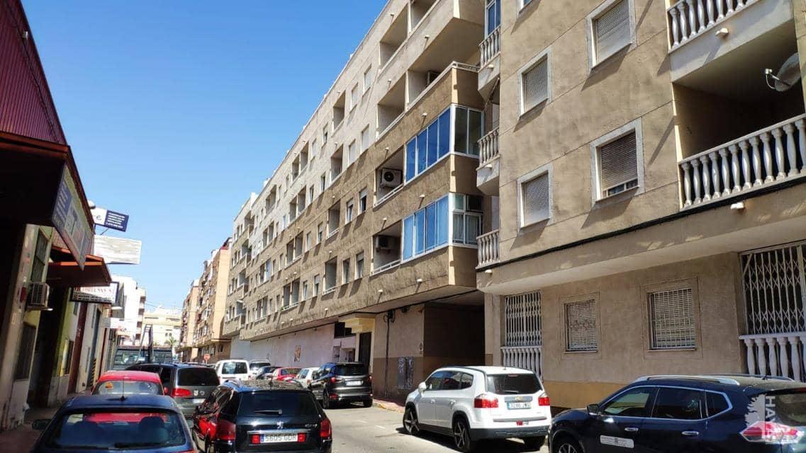 Piso en venta en Urbanización Calas Blancas, Torrevieja, Alicante, Calle Tomillo (del), 67.700 €, 1 baño, 68 m2