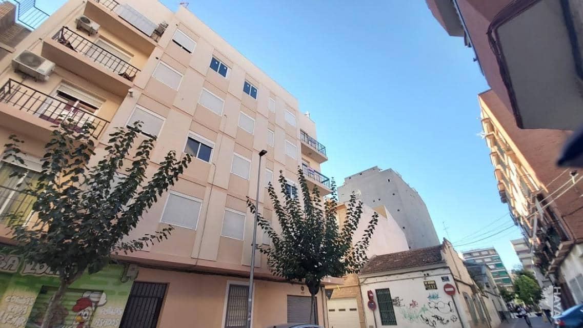 Piso en venta en Alcantarilla, Murcia, Calle San Fernando, 33.300 €, 1 baño, 62 m2