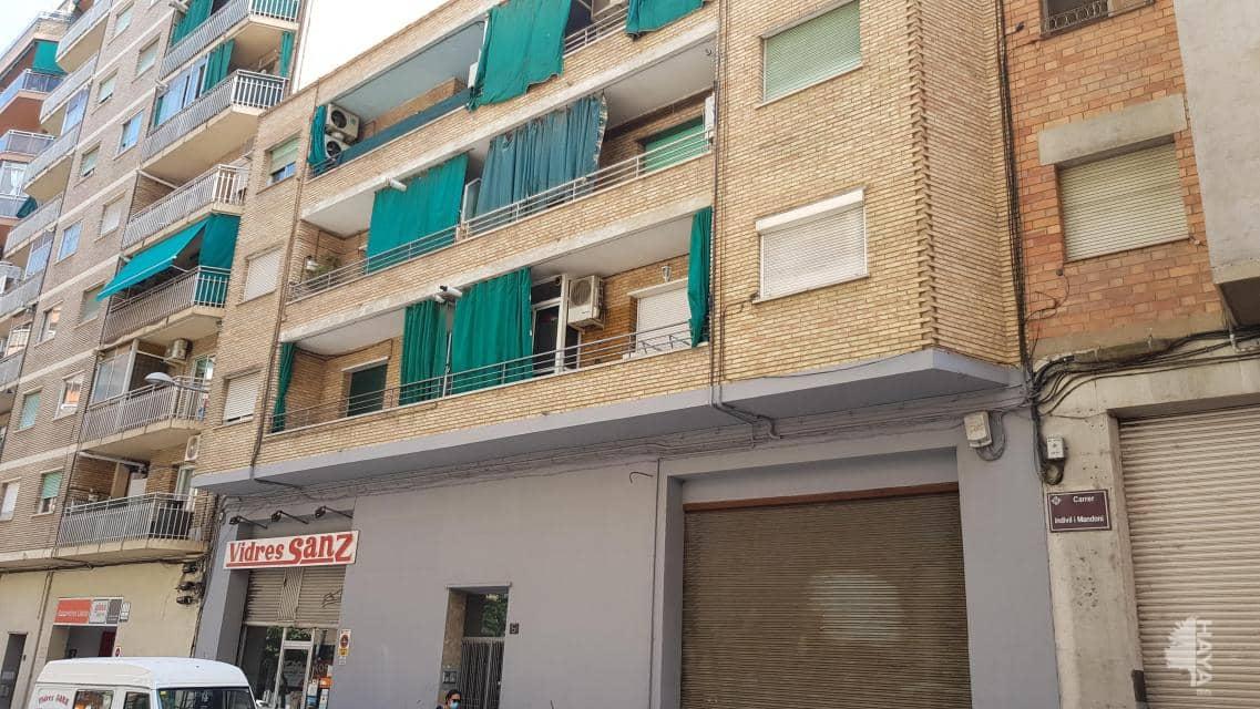 Piso en venta en Lleida, Lleida, Calle Indivil I Mandoni, 42.200 €, 2 habitaciones, 1 baño, 89 m2