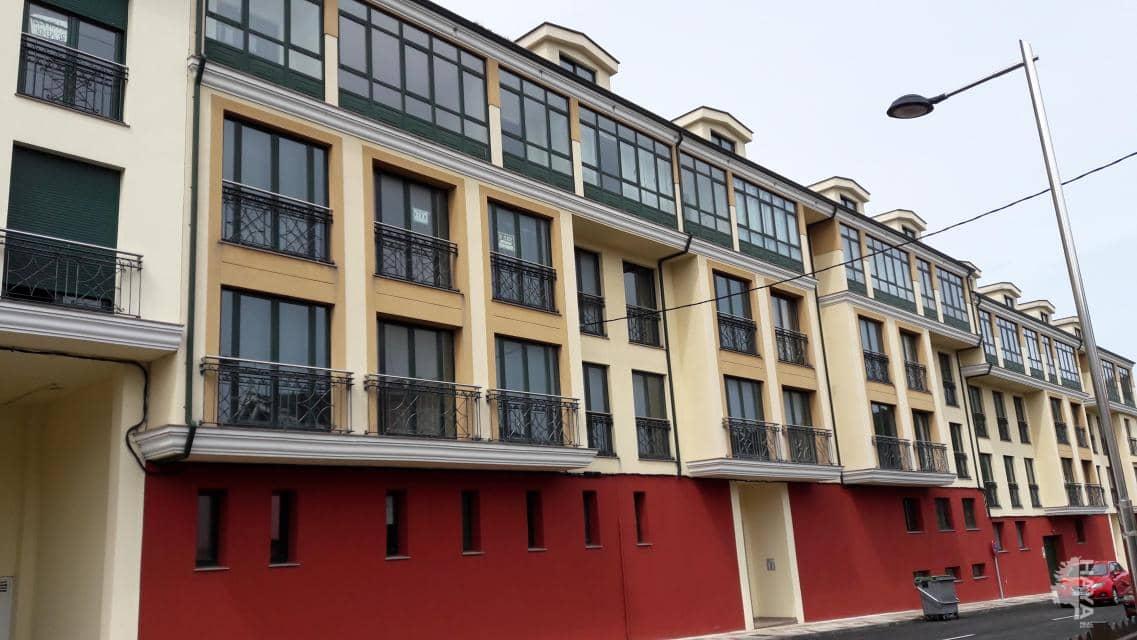 Piso en venta en Airoá, O Vicedo, Lugo, Calle Francisco Vilasuso, 82.200 €, 2 habitaciones, 2 baños, 70 m2
