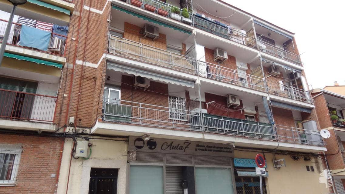 Piso en venta en Sector Iii, Getafe, Madrid, Calle Fuenlabrada, 91.900 €, 3 habitaciones, 1 baño, 50 m2