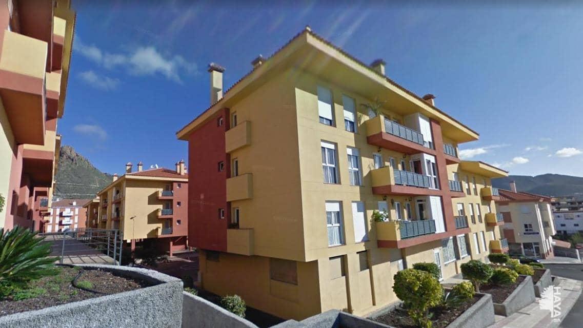 Piso en venta en Cabo Blanco, Arona, Santa Cruz de Tenerife, Calle Palmito, 111.300 €, 3 habitaciones, 2 baños, 109 m2