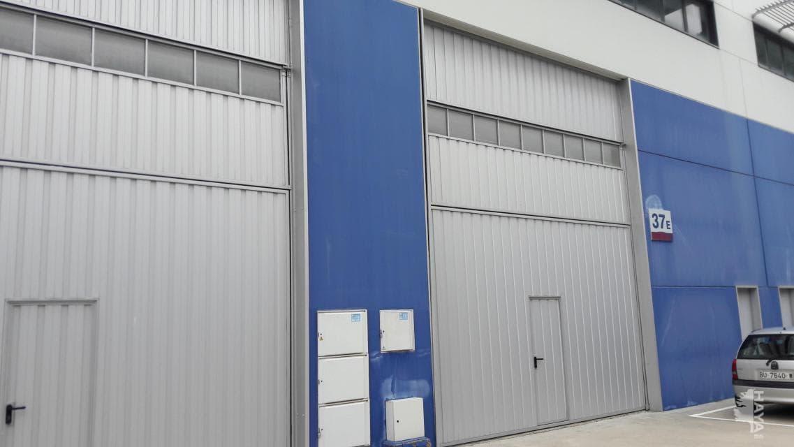 Industrial en venta en Barrio de San Cristobal, Burgos, Burgos, Calle Vitoria, 104.100 €, 330 m2