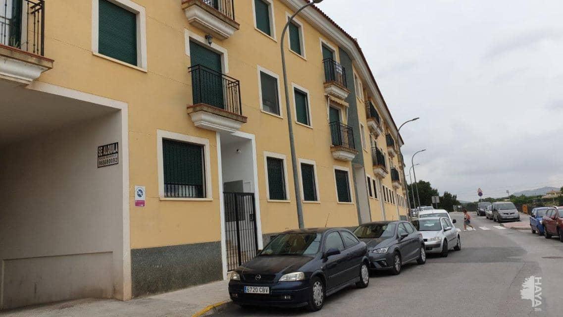 Piso en venta en Aspe, Alicante, Calle Luis Calatayud, 89.100 €, 3 habitaciones, 2 baños, 87 m2