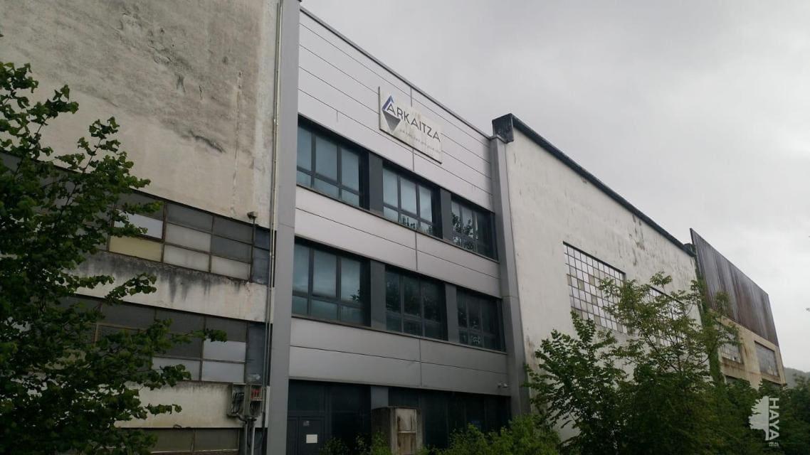 Industrial en venta en Villabona, Guipúzcoa, Calle Legarreta Auzoa, 135.130 €, 422 m2