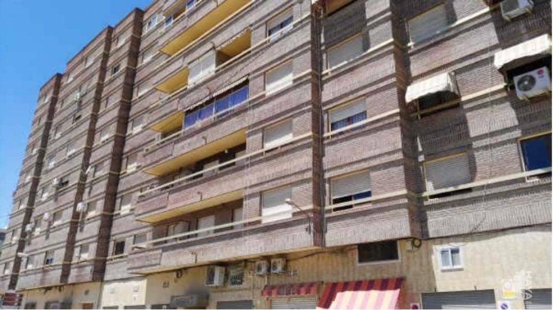 Piso en venta en Albatera, Alicante, Calle Juan Carlos I, 58.700 €, 2 habitaciones, 2 baños, 90 m2
