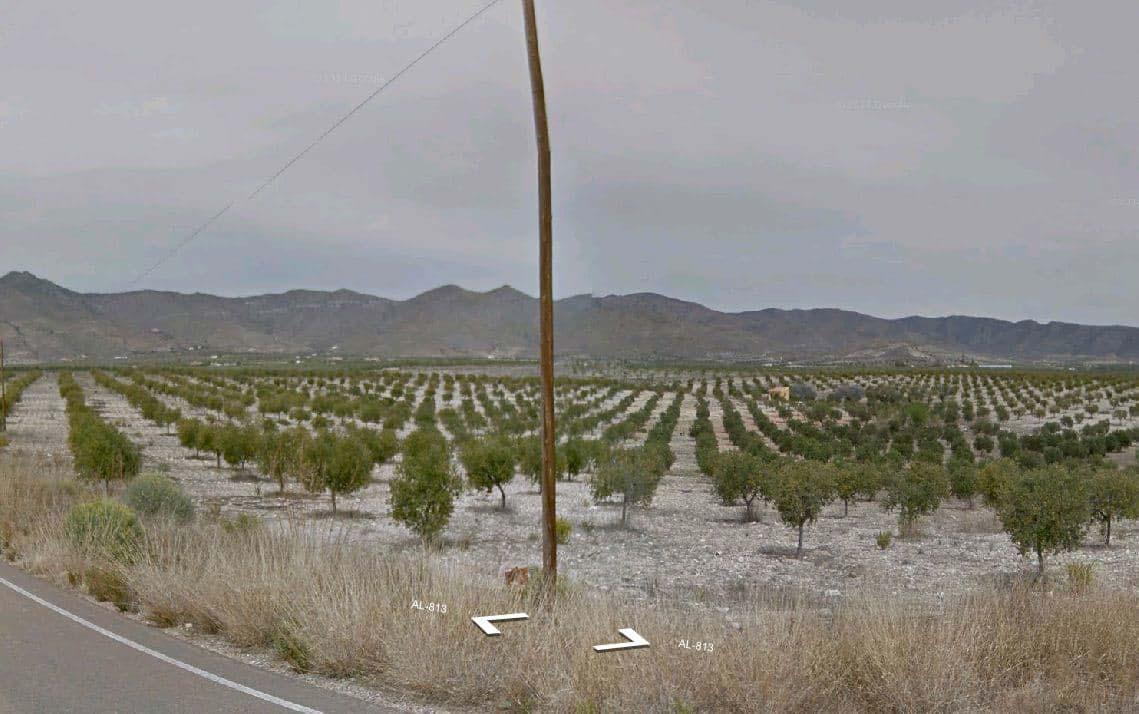 Suelo en venta en Uleila del Campo, Almería, Calle Molinos de Viento - Casa Blanca, 143.200 €, 119612 m2