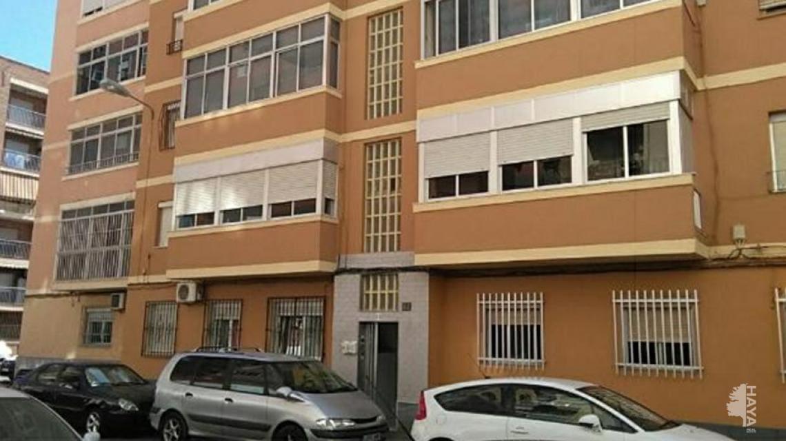 Piso en venta en Regiones Devastadas, Almería, Almería, Calle Nuestra Señora del Mar, 59.500 €, 3 habitaciones, 1 baño, 76 m2