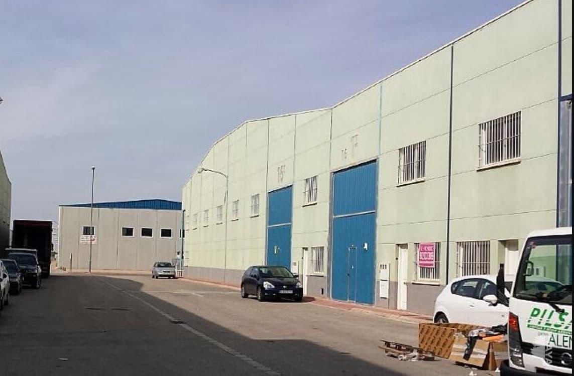 Industrial en venta en Albacete, Albacete, Avenida A. Romica, 56.801 €, 275 m2