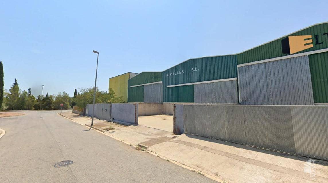 Industrial en venta en Camarles, Tarragona, Calle Polg. Ind. Venta Nova, 182.300 €, 629 m2