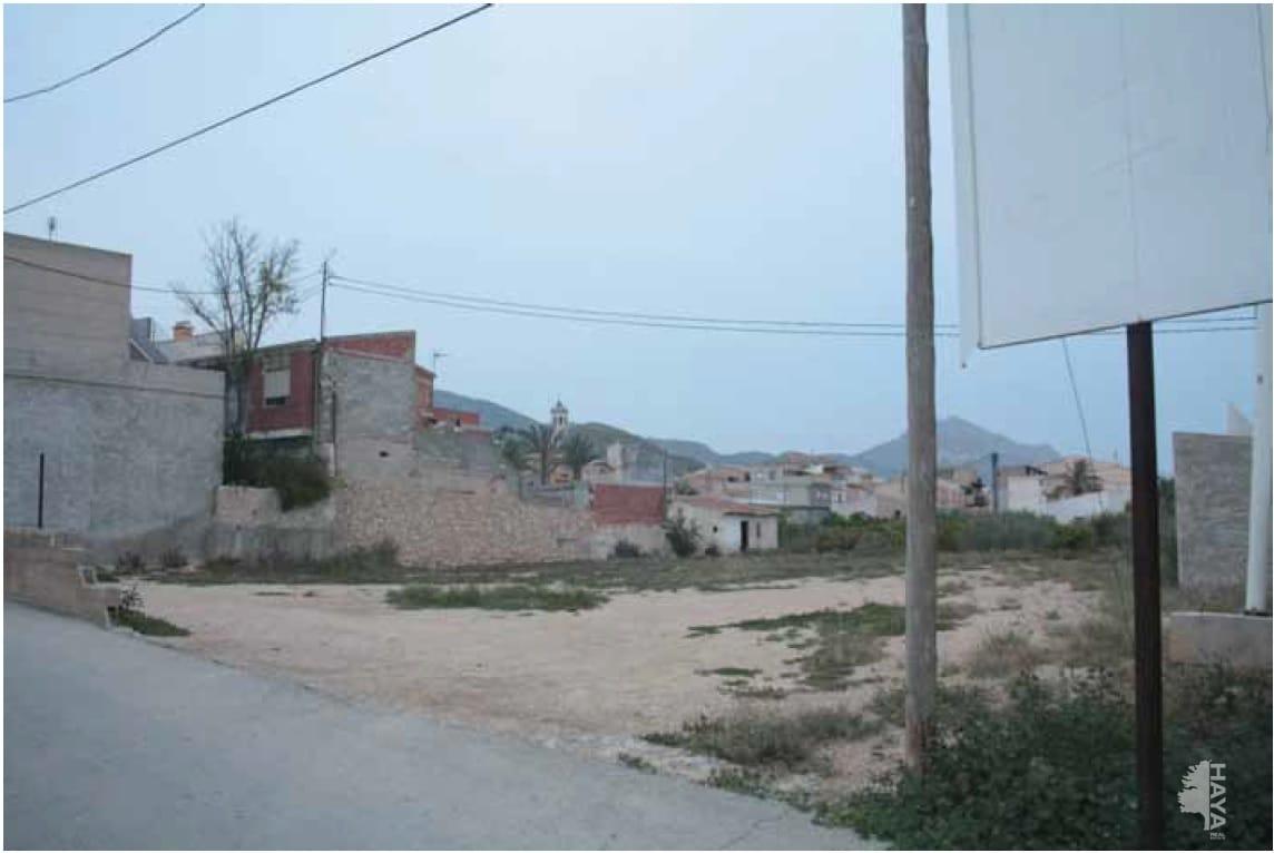 Suelo en venta en Abanilla, Murcia, Calle Cristobal Colón, 145.488 €, 1189 m2
