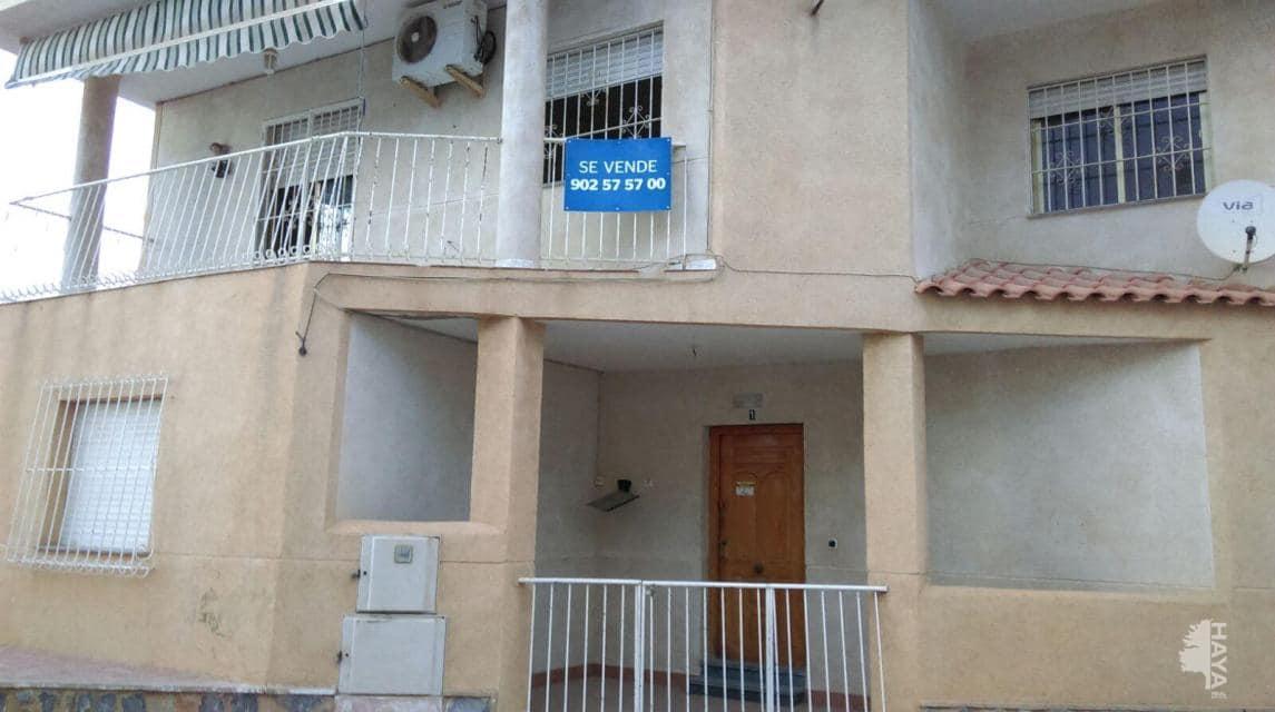 Casa en venta en Torre-pacheco, Murcia, Calle Rio Francoli, 88.600 €, 3 habitaciones, 1 baño, 136 m2