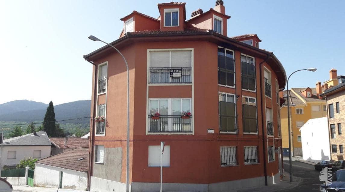 Piso en venta en El Espinar, Segovia, Calle Alambique (del), 51.300 €, 2 habitaciones, 1 baño, 75 m2