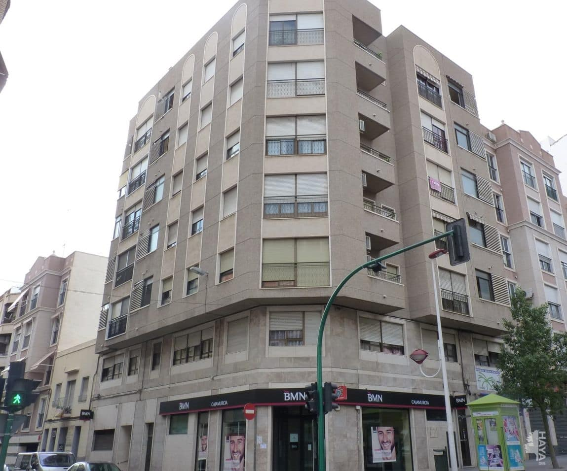 Piso en venta en Elche/elx, Alicante, Calle Emilio Sala Hernandez, 95.113 €, 3 habitaciones, 2 baños, 105 m2
