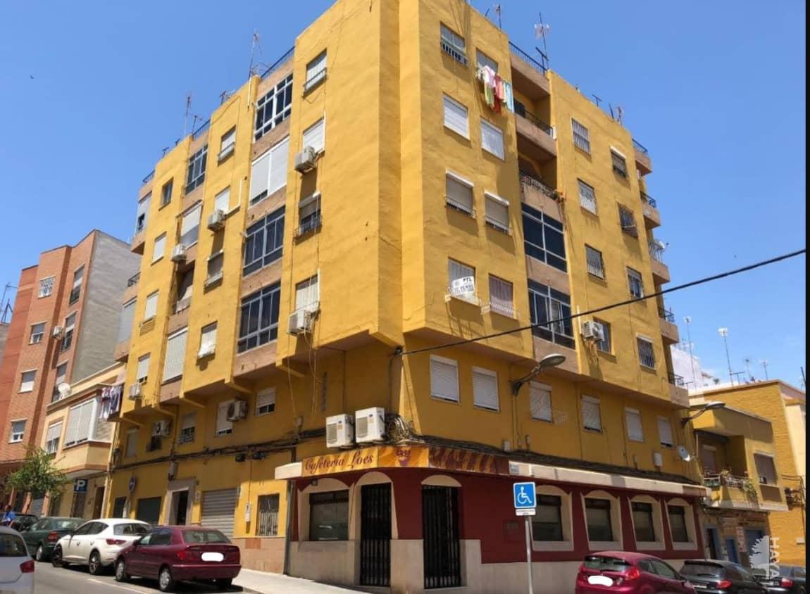 Piso en venta en Almería, Almería, Calle Marchales, 29.000 €, 2 habitaciones, 1 baño, 57 m2