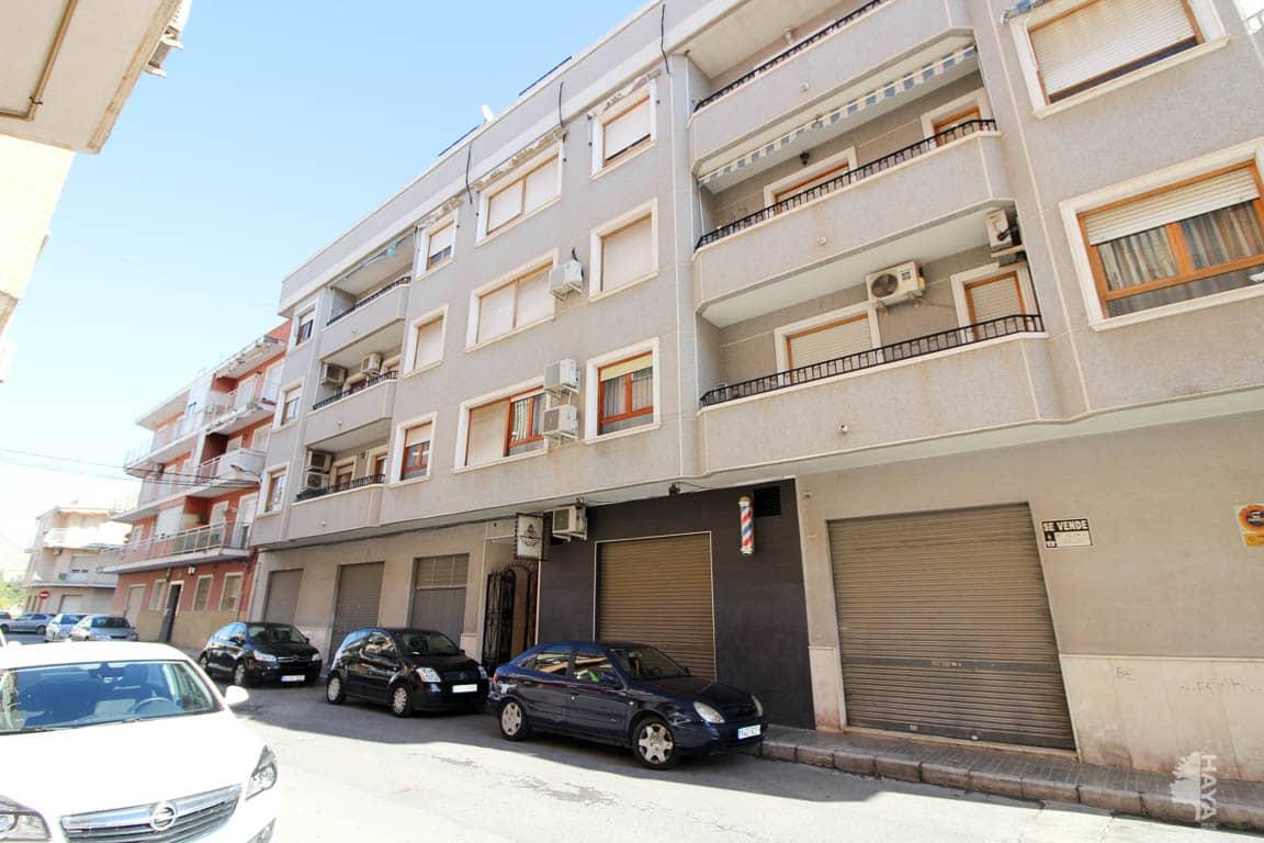 Piso en venta en Novelda, Novelda, Alicante, Calle Oscar Espla, 85.100 €, 3 habitaciones, 1 baño, 119 m2